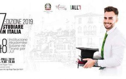 """AKTIVITETI """"TË STUDIOSH NË ITALI"""""""
